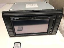 Toyota TNS510 Multimedia Car Navigation system + Carte SD Western Europe