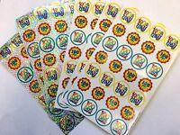 1778 Reward /& Motivational Stickers 34pg Book//Pad Grammar School Teacher Awesome