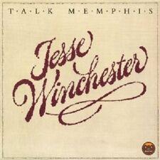 JESSE WINCHESTER - TALK MEMPHIS (+BONUS)  CD NEU