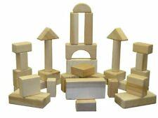 Beka 06028 The Innovator 28-Piece Wooden Block Set