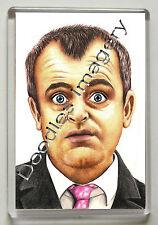 Steve McDonald Caricature - Coronation Street Large 90 mm x 60 mm Fridge Magnet