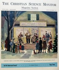 CHRISTMAS CAROLS ANDREE RUELLAN 12-December 1 1945 RUSSIA BOSNIA - KING GEORGE