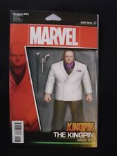 Kingpin #1 - Action Figure Variant Cover VF+ / NM