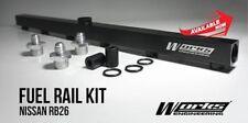 WORKS ENGINEERING Fuel Rail Kit For Nissan Skyline R34 GTR RB26