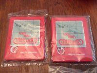 VIRGIN ATLANTIC CHILDREN'S IN-FLIGHT PUZZLE set of 2 - new