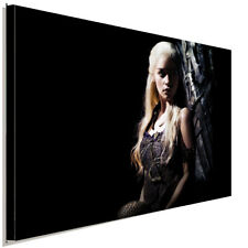 Daenerys Targaryen Game Of Thrones Leinwandbild AK ART Kunstdruck Wandbild XXL
