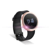 Bluetooth Smartwatch Fitness Tracker Armbanduhr Phone für Huawei P30 Pro Lite