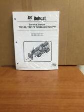 Bobcat T40140, T40170 Telescopic Handler Service Manual Shop Repair 2 # 6986768