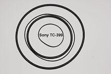 CORREAS SET SONY TC399  MAGNETOFONO EXTRA FUERTE NEUVAS DE FABRICA TC 399