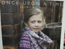 ONCE UPON A TIME by Marie Wallin childrens knitting pattern book for Rowan yarns