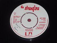 """Stranglers: Duchess  UK 7""""  EX"""