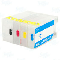 Empty Refillable Ink Cartridge Set for Canon PGI-1200 MAXIFY MB2120 MB2720