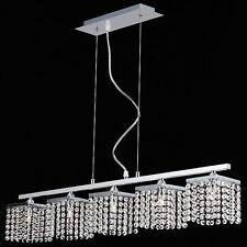 Lampadari da soffitto argento cromo