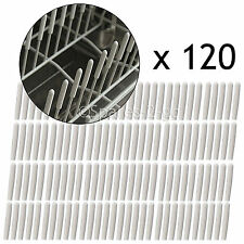 Universal Dishwasher Basket Cage Rack Drawer Prong Cover Protector Caps - 120 Pk