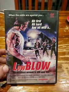 Low Blow DVD - RARE