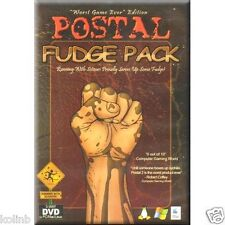 POSTAL FUDGE PACK COMPLETE COLLECTION *NEW* PC/MAC