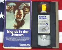 Islands in the Stream (VHS, 1977) Ernest Hemingway, George C. Scott