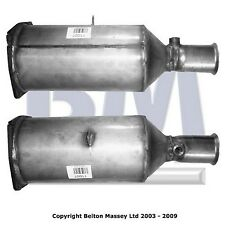 Brand New BM Catalysts Soot/Particulate Filter - BM11007P - 2 Year Warranty