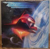 ZZ Top Vinyl LP Afterburner 1985 Warner Bros. Records Jacket Still in Jacket NM-