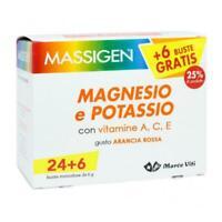 MARCO VITI MAGNESIO E POTASSIO 24+6 bst ad alto contenuto di magnesio e potassio