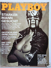 Playboy - D 3/1992, Lotusblüten, Tanya Beyer, Gillian Tompson, Robin Williams