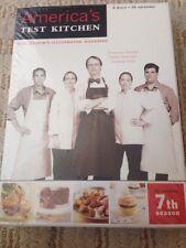 America's Test Kitchen COMPLETE 7TH SEASON DVD BOX SET BRAND NEW F/S