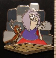 DISNEY Walt's Classic Collection Sword in the Stone Madame Mim LE 2000 Pin