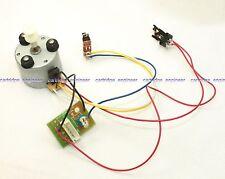 New13s/lot DC9~12V MOTOR 33-1/3, 45, 78RPM / turntable gramophone Plattenspieler