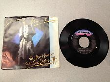JERMAINE STEWART 7'' vinyl '85 ARISTA, AS1-9424 We don't have to take clothes
