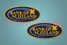 Scottish Premier League 2006-2007 Gold Sleeve Soccer Patch / Badge