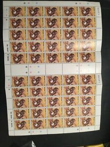 Botswana Two Complete Sheets Of Stamps As Issued Lot K