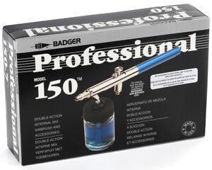 Badger B2221-07 Brosse à Air 150-7 Professionnel Set Modélisme