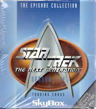 Star Trek Next Generation Season 5 trading cards SEALED BOX - 48 packs, 8 cards