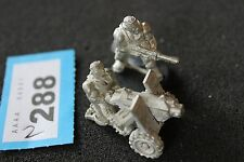 Games Workshop Warhammer 40k Imperial Guard Catachan Heavy Bolter Weapons Team