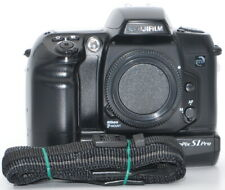 Fujifilm FinePix S1 Pro Digitalkamera Body DSLR 12 Monate Gewähr. *S