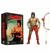 Rambo Action Figure Video Game Style NECA NIB Reel Toys NIP MGM