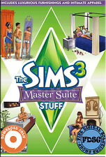 The Sims 3 Master Suite Origin Code CD KEY WORLDWIDE REGION FREE