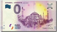 0 Euro Ayasofya - Turkey - Istanbul - Aya Sofya - 0 Euro Souvenir