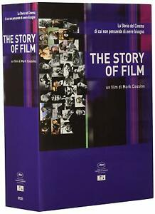 Dvd The Story Of Film (8 Dvd) *** Nuova Edizione Bim *** .....NUOVO