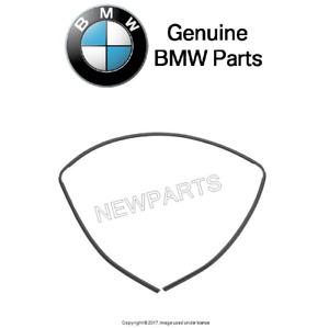 For BMW 323Ci 328Ci 325Ci M3 Front Upper Windshield Moulding Trim Seal Genuine