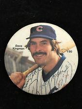 Vintage Chicago Cubs Pin - Dave Kingman Pin - free shipping~!