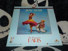An American In Paris Laserdisc LD Gene Kelly Free Ship $30 Orders