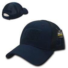 Low Crown MESH Tactical Operator Contractor Military Baseball Hat Cap