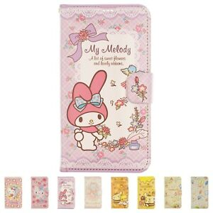 Sanrio Vintage Diary Flip Cover for Galaxy S21 S20 S10 Plus Note20 Note10 Case
