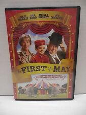 First Of May DVD Movie Joe DiMaggio Mickey Rooney Julie Harris Dan Byrd Circus