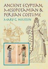 ANCIENT EGYPTIAN, MESOPOTAMIAN & PERSIAN COSTUME - NEW PAPERBACK BOOK