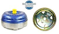 47/48 Triple Disc Torque Converter w/ Stamped Flex Plate | Low Stall | 5.9 Dodge