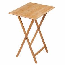 HO0160 Folding Bamboo Table 38x48x62cm - Brown (9348262019073)