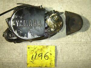 YAMAHA MX100 MX125 YZ125 CLUTCH COVER 1974 1975 1976 1977