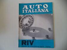 - AUTO ITALIANA 4/1949